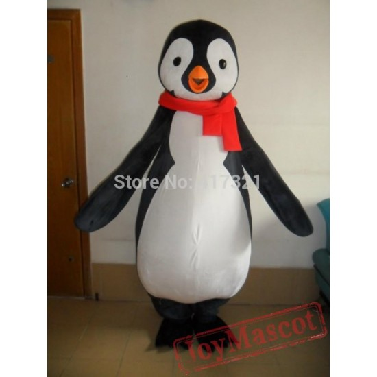 Adult Penguin Costume Penguin Mascot Costume