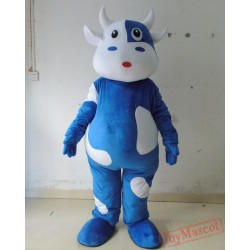 Mascot Adult Cow Costume Milk Cow Costume