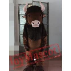 Bull Cow Mascot Costume For Adults Cow Mascot