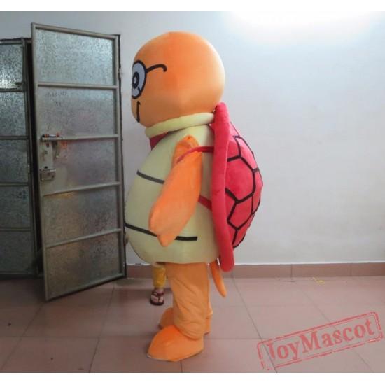 Adult Sea Turtle Mascot Costume Good Ventilation Sea Turtle Mascot Costume
