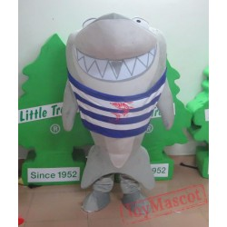 Grey Shark Costumes For Adults Shark Mascot Costume