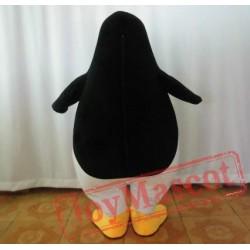 Lovely Adult Penguin Mascot Costume Eva Fat Penguin Costume