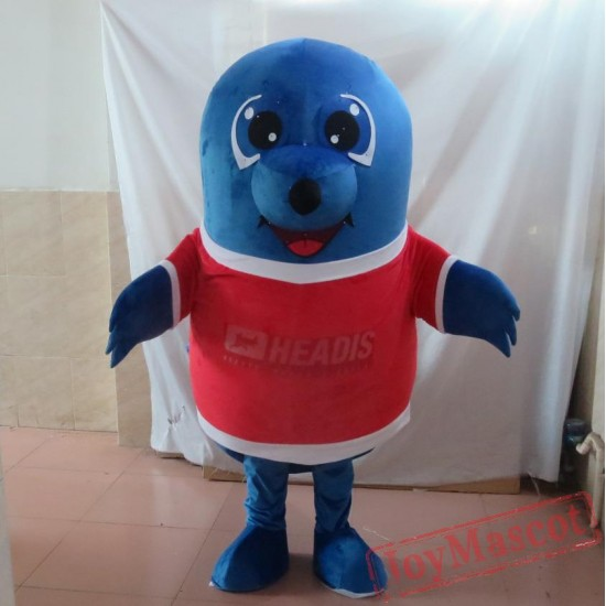 Little Dolpin Costume Dolphin Mascot Dolphin Mascot Costume For Adult