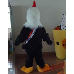 Ebullient Cock Mascot Costume For Adults Chicken Mascot Cock Mascot