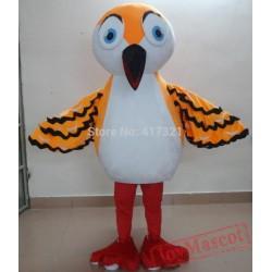 Long Mouth Bird Mascot Mascot Costume Adult Bird Mascot