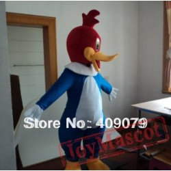 Adult Woodpecker Mascot Costume Woodpecker Costume