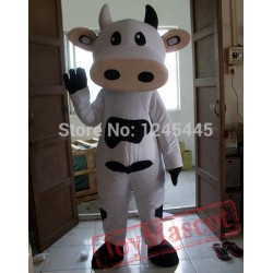 Adult Dairy Cow Mascot Costume Milk Cow Costumes