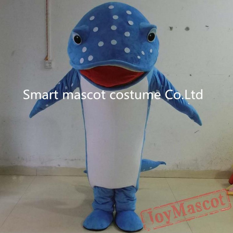 & Blue Fish Costumes For Adults Big Fish Costume