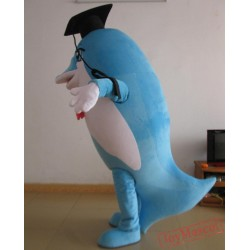 Costume Mascot Dolphin For Adults Ocean Dolphin Costume