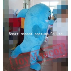 Dolphin Mascot Costume Lovely Dolphin Costume For Adult