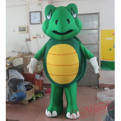Green Turtle Costume Turtle Mascot Turtle Mascot Costume For Adult