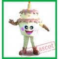 Cake Mascot