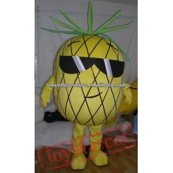 Adult Pineapple Mascot Costume