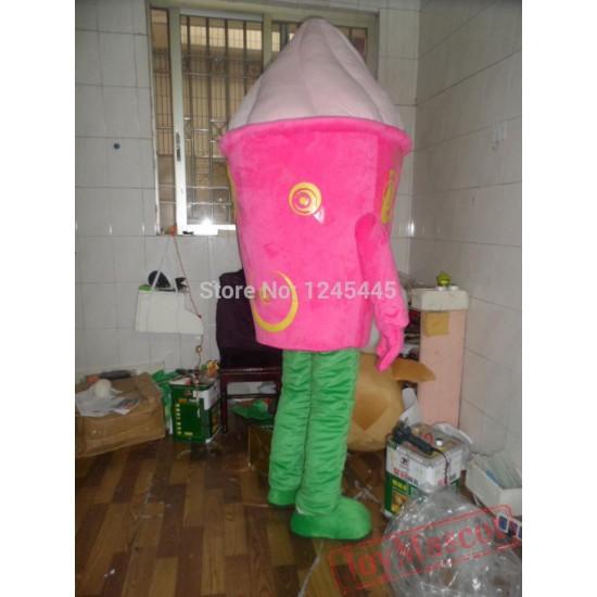 Adult Ice Cream Mascot Costumes