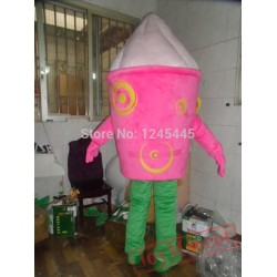 Adult Ice Cream Mascot Costumes