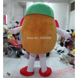 Potato Mascot Costume For Adults