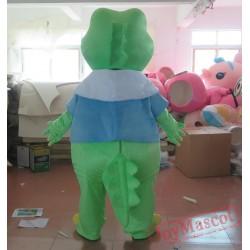Adult Crocodile Mascot Tick Tock Costumes