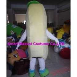 Hot Dog Mascot Costume For Adults Hot Dog Mascot