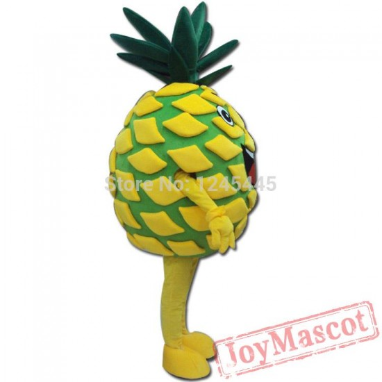 Adult Pineapple Fancy Costumes Pineapple Mascot Costume