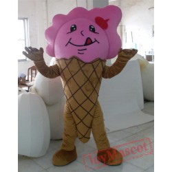Adult Ice Cream Mascot Costume/ Ice Cream Costumes For Adults