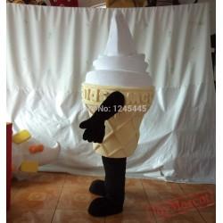 Adult Vivid Ice Cream Mascot Costume/Ice Cream Costumes For Promotion