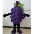 Grape Mascot