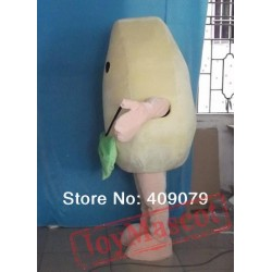 Adult Mango Maascot Costume Mango Costume