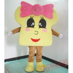 Bread Mascot Costume Adult Bread Costume For Girl