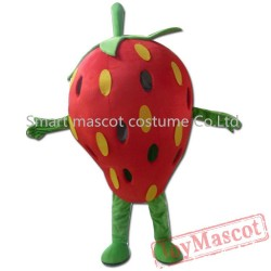 Red Fruit Carnival Costume Strawberry Fancy Costume For Adults