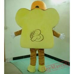 Bread Mascot Costume Adult Bread Costume
