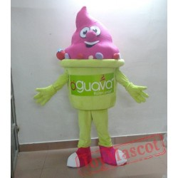 Frozen Yogurt Mascot Yogurt Costumes Yogurt Mascot Costume For Adults