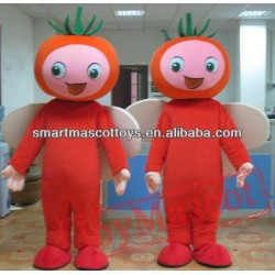 Adult Tomato Mascot Costume