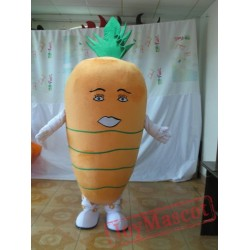 Adult Carrot Mascot Costume