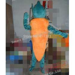 Funny Carrot Costume Lovely Adult Carrot Mascot Costume