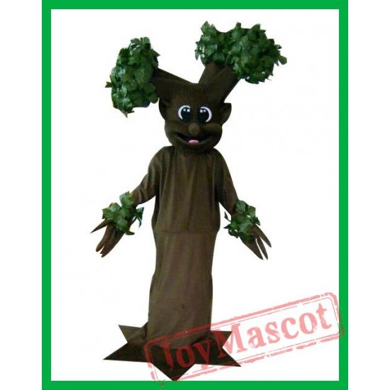 Cartoon Mascot Costume Adult Tree Costume For Adults