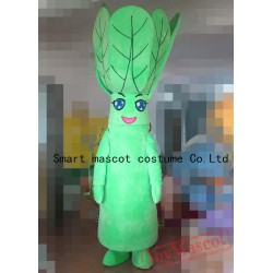 Cabbage Mascot Costume Green Cabbage Costume For Adult