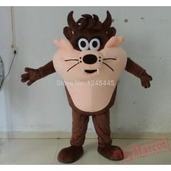 Adult Movie Cartoon Costume Tasmanian Devil Mascot Costume