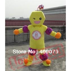 Adult Chemistry Molecule Mascot Costume