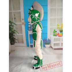 Warrior Soldier Mascot Costume For Adult