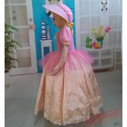 Adult Beautiful Lady Girl Mascot Costume