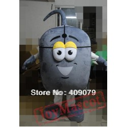 Adult Computer Mouse Mascot Costume