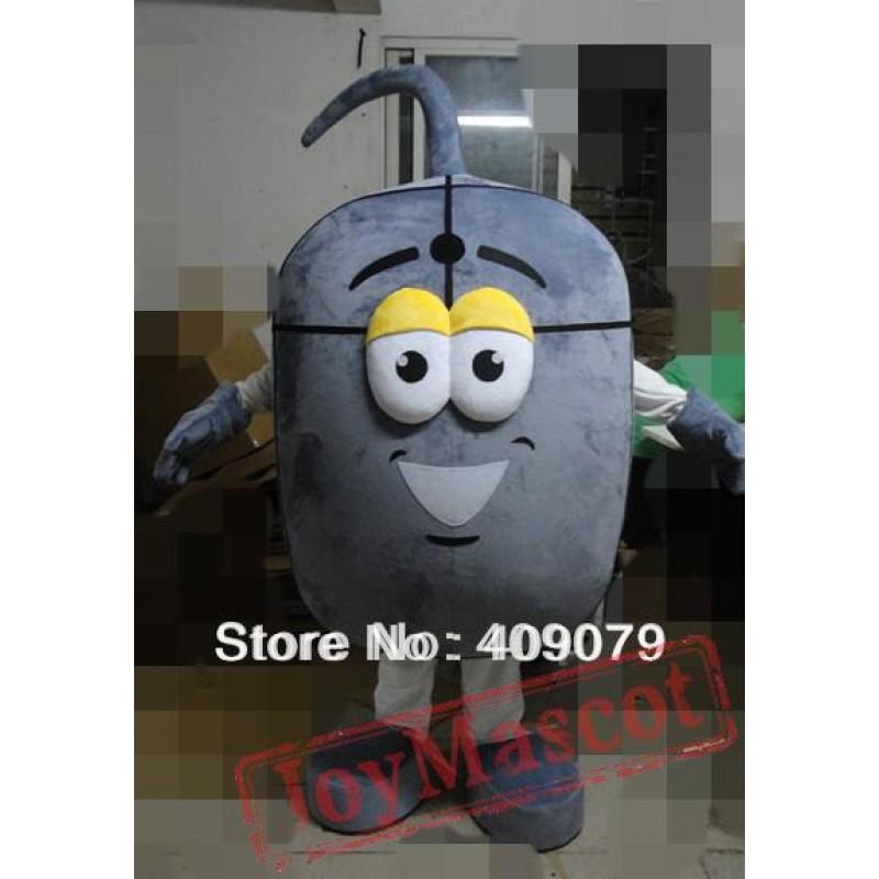 sc 1 st  Mascot Shop & Adult Computer Mouse Mascot Costume