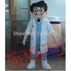 Adult Doctor Mascot Costume