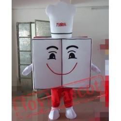 Adult Book Mascot Costume