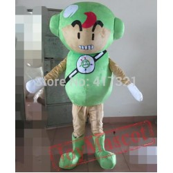Sports Style Robot Mascot Costume Adult Robot Mascot