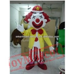 Professional Clown Mascot Costumes Adult Clown Costume