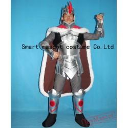 Knight Mascot Costume Adult Knight Costume