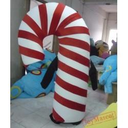 Adult Candy Mascot Costume