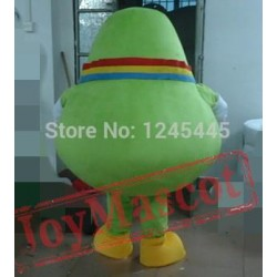 Good Pear Mascot For Adult