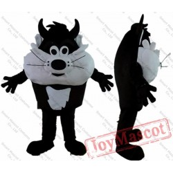 Black Monster Costume Monster Mascot Monster Mascot Costume For Adult